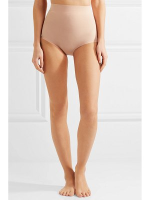 Wolford stretch-cotton briefs