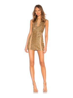 X by NBD matilda embellished mini dress