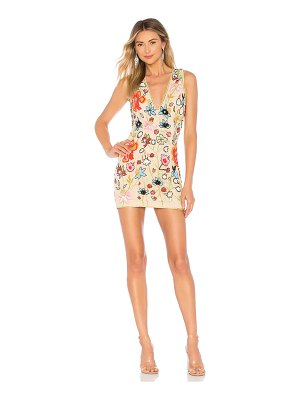 X by NBD Nanette Embellished Mini Dress