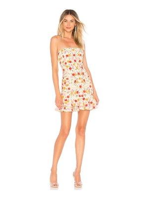 X by NBD Tammy Embellished Mini Dress