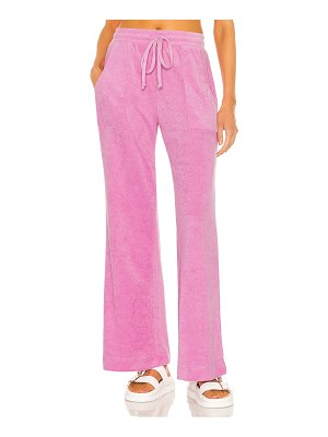 YEAR OF OURS terry cabana pant