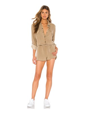 YFB CLOTHING noah romper