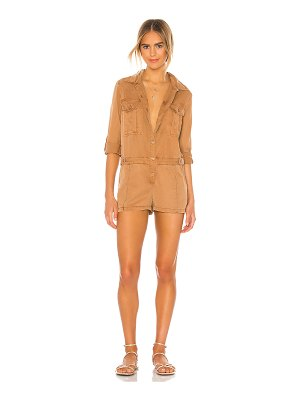 YFB CLOTHING rummor sleeveless romper