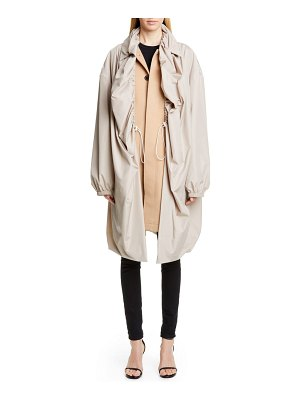 Y/PROJECT layered coat