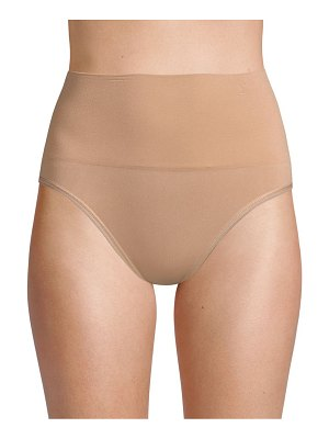 Yummie by Heather Thomson ultralight seamless high-waist thong