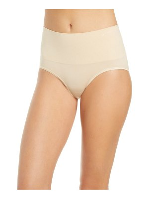 Yummie by Heather Thomson ultralight seamless shaping briefs