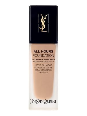 Yves Saint Laurent all hours full coverage matte foundation spf 20