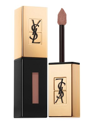 Yves Saint Laurent limited edition luxuriant haven glossy stain lip color