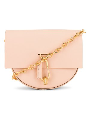 Zac Zac Posen belay mini saddle crossbody bag