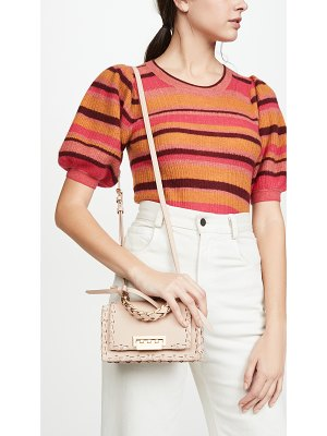 Zac Zac Posen earthette chain mini top handle
