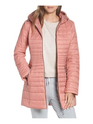 Zella city dweller water resistant puffer jacket