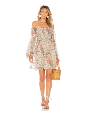 Zimmermann Bayou Flare Dress