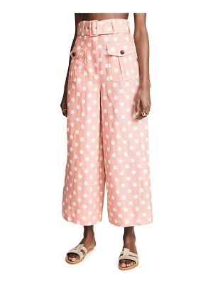 Zimmermann corsage safari pants