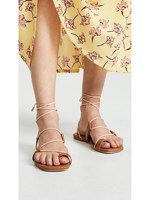 Zimmermann flat sandals