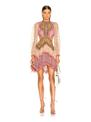 Zimmermann Juniper Cut Out Floating Dress