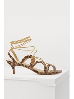 Zimmermann Lace-up sandals