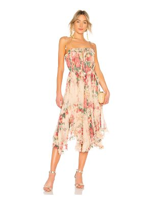 Zimmermann Laelia Floating Dress