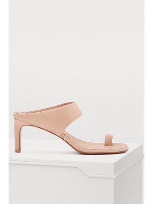 Zimmermann Leather sandals
