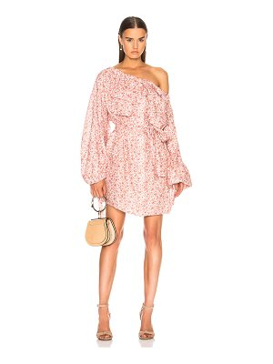 ZIMMERMANN Sunny Skater Shirt Dress