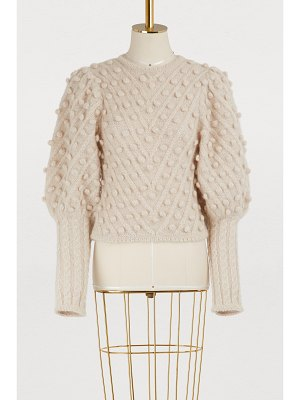 Zimmermann Wool and mohair sweater
