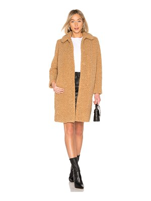 Zoe Karssen Teddy Coat